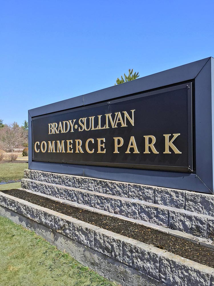 Commercial Insurance Brokers >> 2 Commerce Drive - Bedford, NH | Brady Sullivan Commercial ...