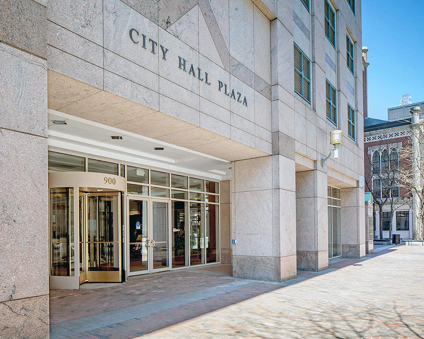 City Hall Plaza Manchester Nh Brady Sullivan Properties