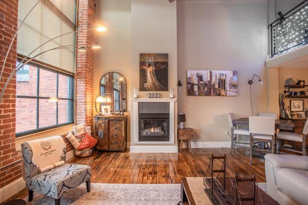 Harris Mills Living Room