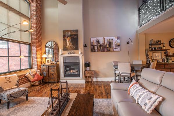Harris Mill Living Room